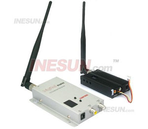 1.2G 2.5W Distance 500-700m Transmitter and Receiver